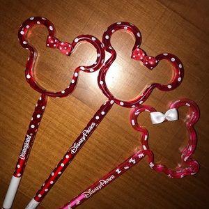 Minnie Mouse Lollipop Pens ❤️💝